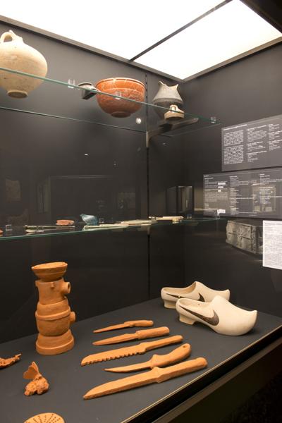 -12000>>2016 : Vue de l'exposition, -12000>>2016 © Musées de Poitiers