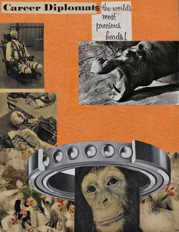 Erró – 50 ans de collages :