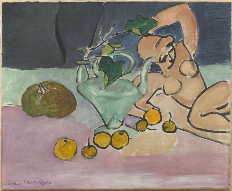Inspiration Matisse : Matisse, Stilleben, 1916. © Succession H. Matisse/VG Bild-Kunst, Bonn 2019