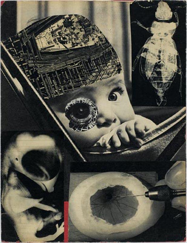 Erró, 50 ans de collages : © Adagp