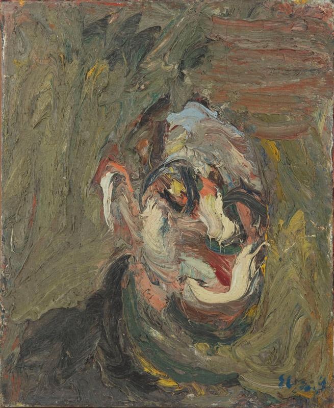 Eugène Leroy – Exposition du centenaire : © Eugène-Jean Leroy et Jean-Jacques Leroy