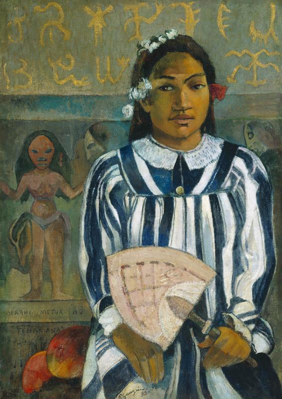 Gauguin, Maker of Myth :