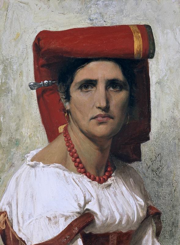 De Delacroix à Gauguin – Chefs-d'œuvre dessinés du XIXe siècle du musée de Grenoble : Ville de Grenoble / musée de Grenoble - J.-L. Lacroix