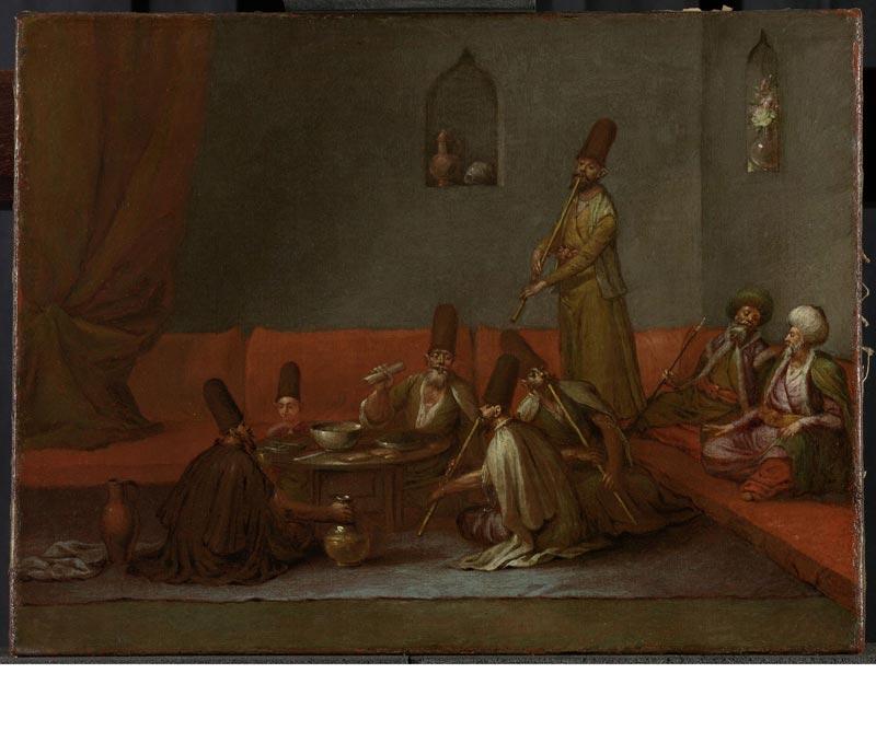 Jean Baptiste Vanmour, peintre de la Sublime Porte : © Rijskmuseum Amsterdam