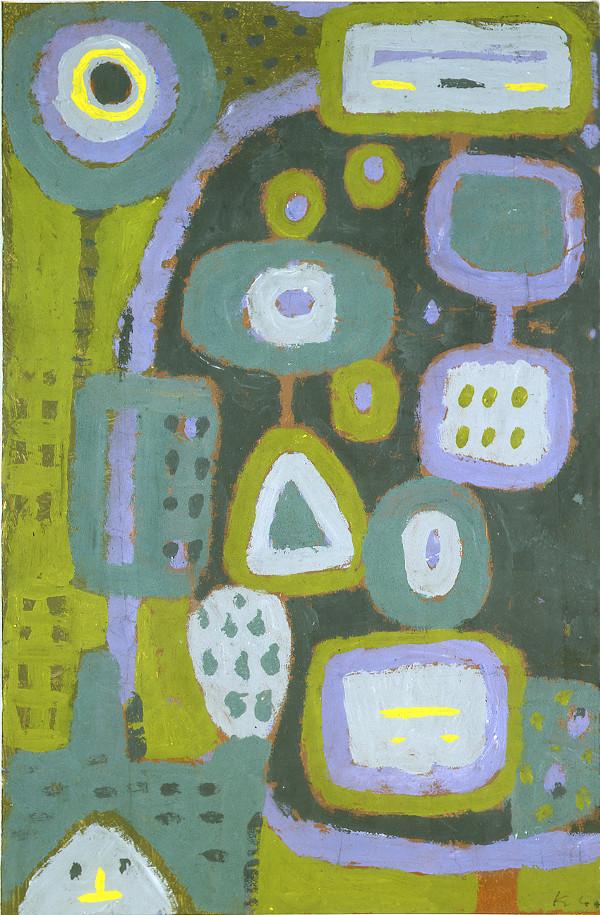 Passion de l'art. Galerie Jeanne Bucher Jaeger :