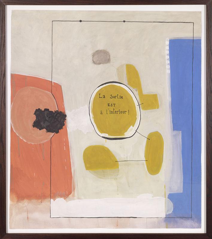Dessins contemporains, collection Florence et Daniel Guerlain. : Jean Michel Alberola,
