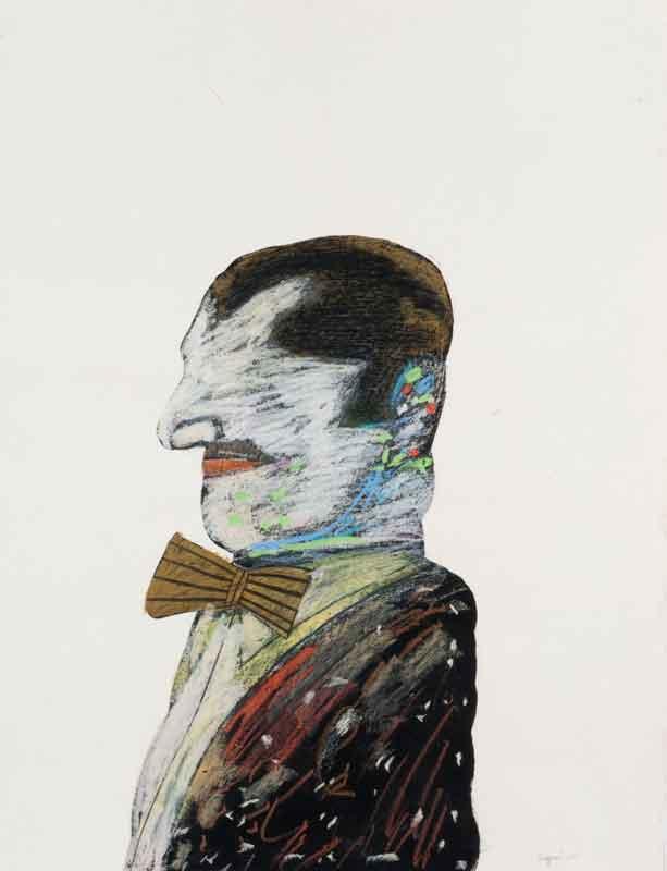 A vous de (re)faire l'histoire, Antonio Seguí : ©Béatrice Hatala, Courtesy Galerie Jeanne Bucher