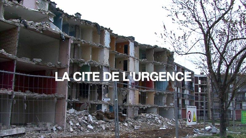 Mounir Fatmi - Architecture Now : Mournir Fatmi, La cité-urgence