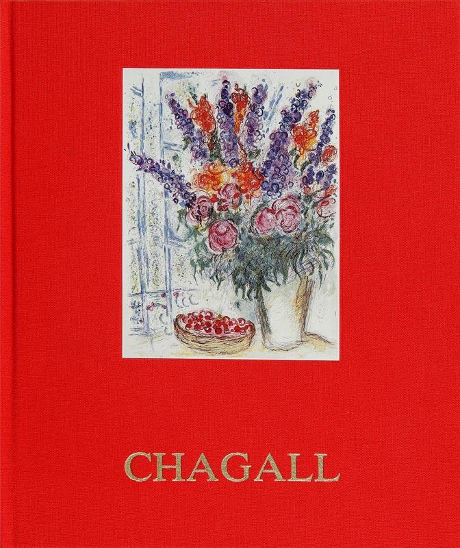 Michel Bohbot: dialogues avec l'art : Chagall / pref. by Michel Bohbot - Paris : Navarra (E.), 1988 © François Doury, photographe