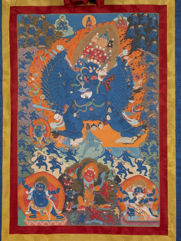 Au pays du dragon, arts sacrés du Bhoutan :