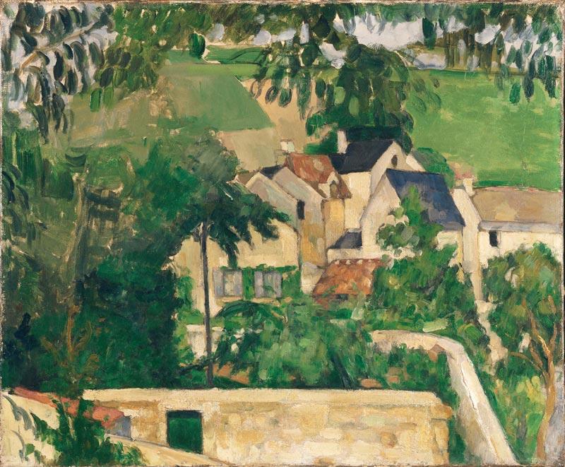 Cézanne et Paris : Quartier du four