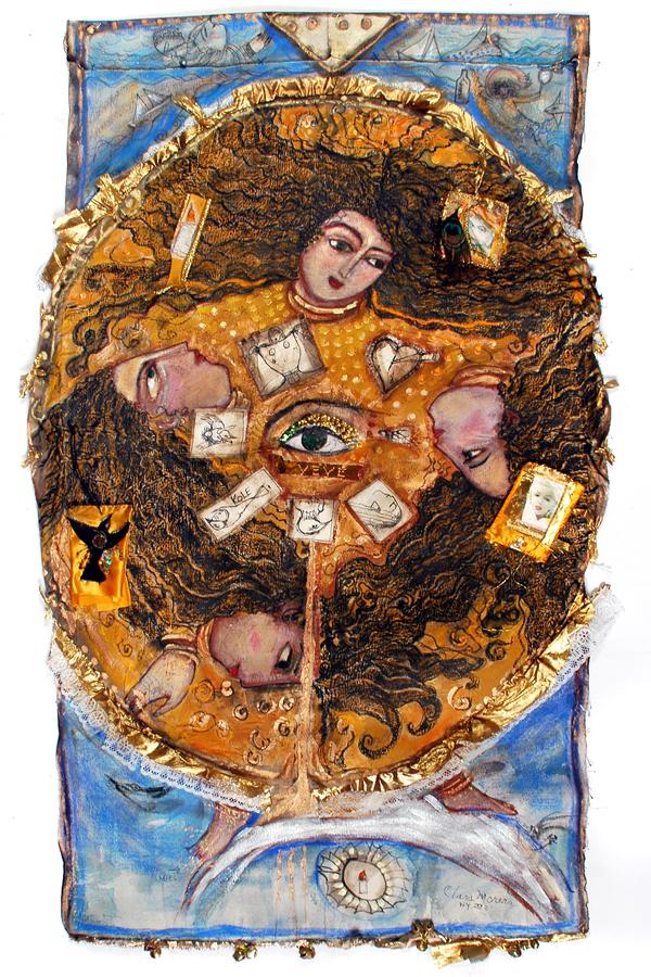Michel Blazquez, Clara Morera, Cepp Selgas, et Zoé Valdés : Clara Morera. Patakin de Oshun y la Olodin y yéyé. 2012
