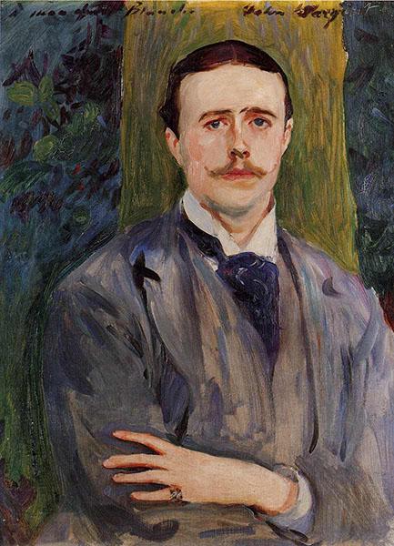 Jacques-Émile Blanche, portraitiste de la Belle Époque. : Jacques-Emile BLANCHE (1861-1942) - Sargent.