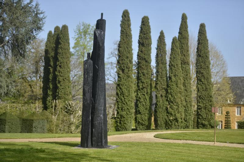 La Forêt des Autres : Eyrignac et ses Jardins - D.NIDOS-CD24