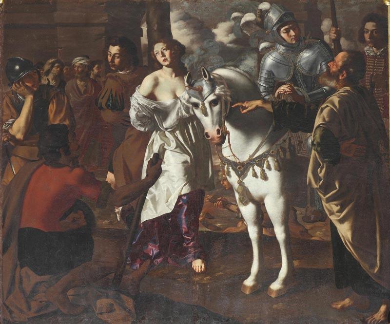 Finoglio, un maître du baroque napolitain : ©Pinacoteca Paolo Domenico Finoglio, Conversano, Italie