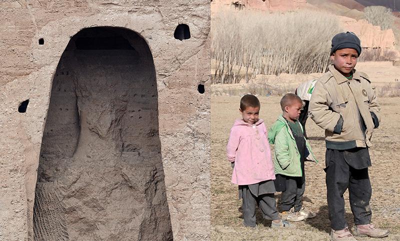 Des images et des hommes, Bamiyan 20 après : LESENF_2