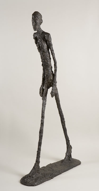 Hope ! : © A. Giacometti / ADAGP, Paris 2010.