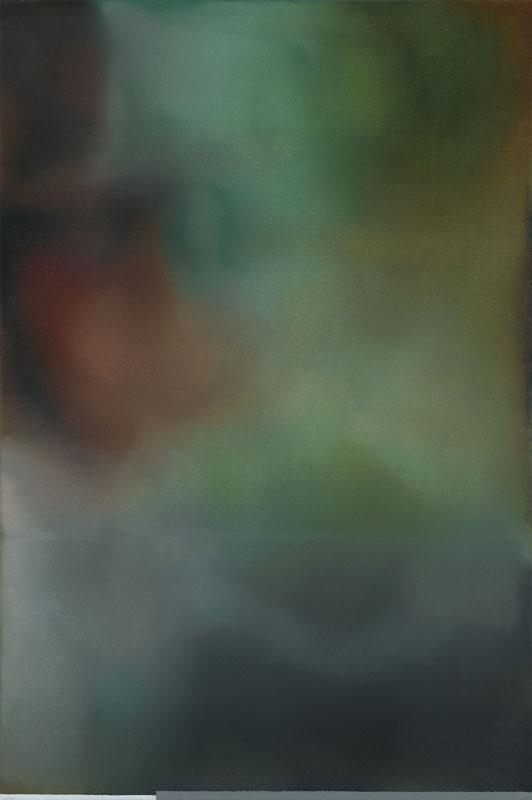 Le réel est inadmissible, d'ailleurs il n'existe pas : Eberhard Havekost - Retina, B09 - 2009 - Huile sur toile 6/6 - 90 x 60 cm – Collection privée, France