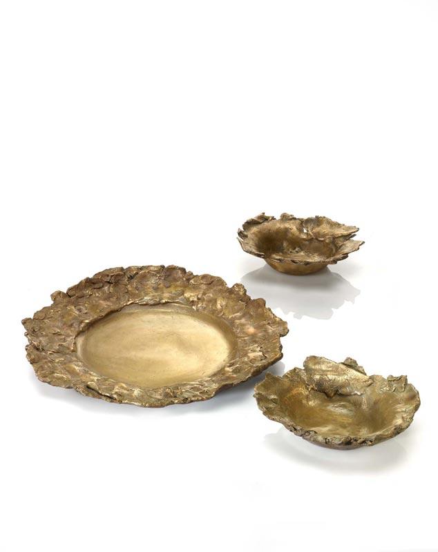 Hedva Ser, Au fil de la sculpture. Sculpture et bijoux : Art de la table