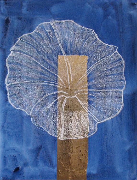 Gerard Titus Carmel, Jean Michel Meurice, Jean Le Gac : Jean Michel Meurice. Bartok Piano Bleue. 2011, 107x77 © Galerie Univer