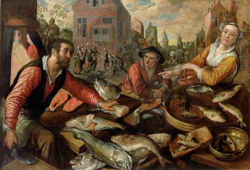 Les Expositions : La Flandre Et La Mer. De Pieter L'Ancien à Jan