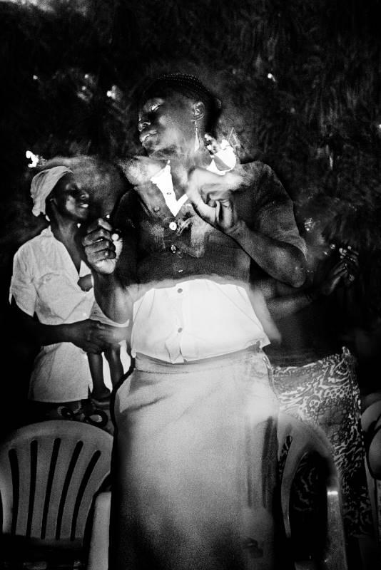 Croyances : faire et défaire : Léonard Pongo, The necessary Evil, 2013 Vidéo © Léonard Pongo