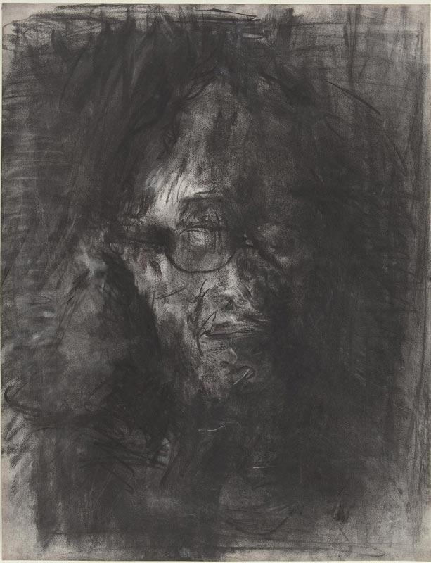 Eugène Leroy. Oeuvres sur papier. : Photos : Florian Kleinefenn