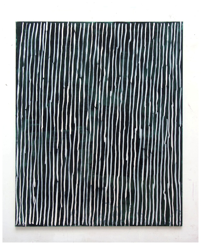 Marie-Claude Bugeaud : La proposition embarassante, 2007, 162x130