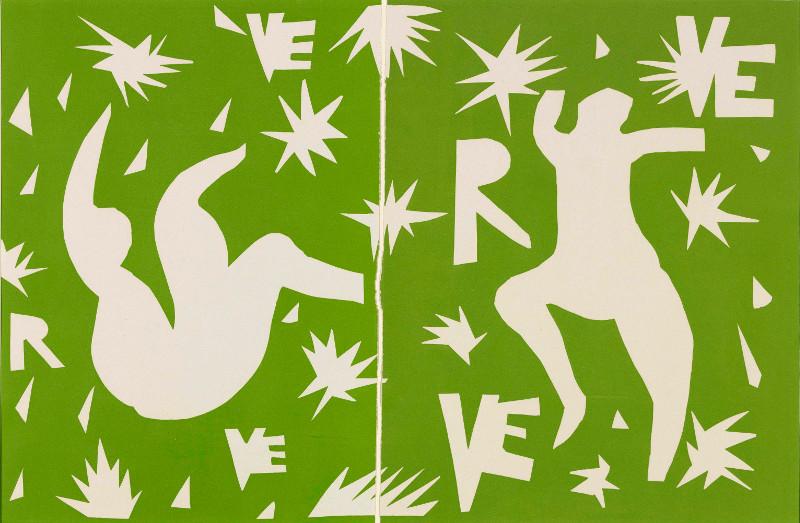 Les Esquimaux vus par Matisse - Georges Duthuit: Une Fête en Cimmérie : Esquimau©SuccessionHenriMatisse
