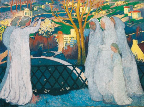 Maurice Denis – L'Éternel Printemps : Maurice Denis, saintes femmes