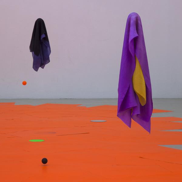 Didier Mencoboni. Un pas de côté : Didier Mencobini. Vue de l'exposition Un pas de côté, galerie Fernand Léger. Courtesy de l'artiste. © photo Jean François Rogeboz, 2015