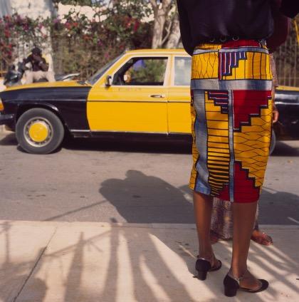 L'autre continent. Artistes. Femmes. Africaines. : Mimi Cherono Ng'ok. Untitled. 2014, impression jet d'encre, 120 x 120 cm. Série No One But You (Dakar). Collection particulière.