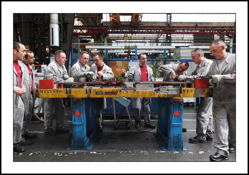 Nabil Boutros – C'est l'usine ! : ©Nabil Boutros