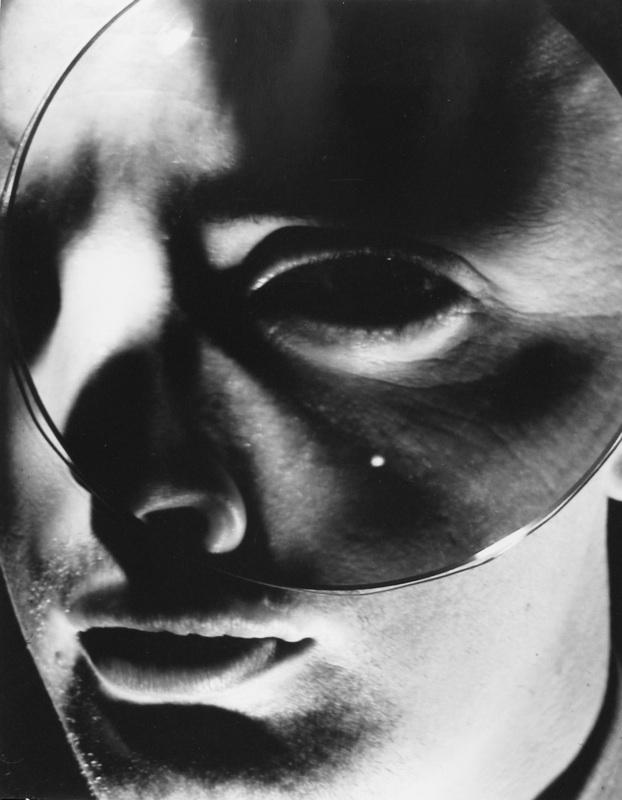 Le MAHJ collectionne... la photographie : Nathan Lerner - Charley's Eye -Chicago, 1940 © Kiyoko Lerner