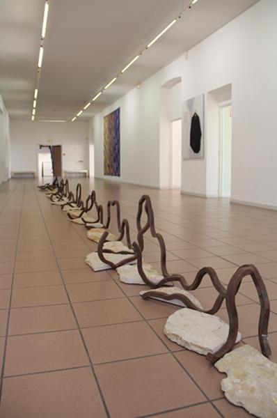 Le Musée éphémère : Bernard Pagès