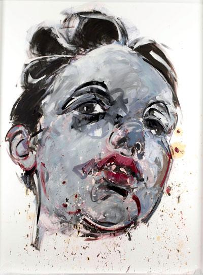 Philippe Pasqua – Œuvres récentes : Sans titre © courtesy Galerie RX et l'artiste