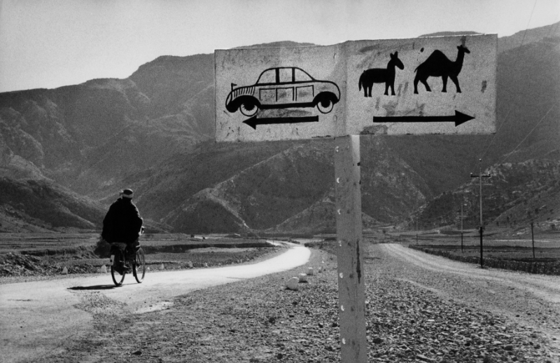 Marc Riboud. Histoires possibles : Passe de Khyber Afghanistan, 1956 © Marc Riboud / Fonds Marc Riboud au MNAAG