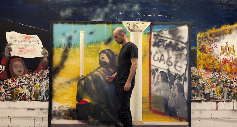Stéphane Pencréac'h. Œuvres monumentales : Stéphane Penchréac'h. © ADAGP, Paris, 2014