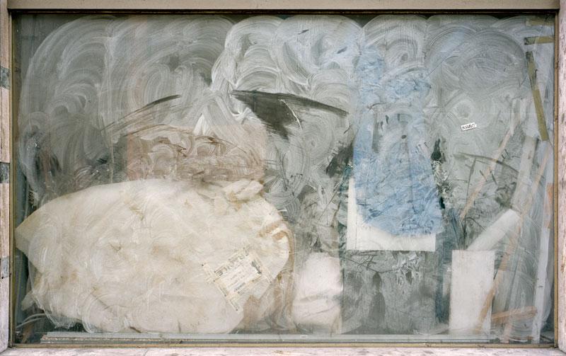 Anna Malagrida : Rue Charenton, 2008 Impression giclée 145x230 cm courtesy Anna Malagrida. Galerie RX, Paris.