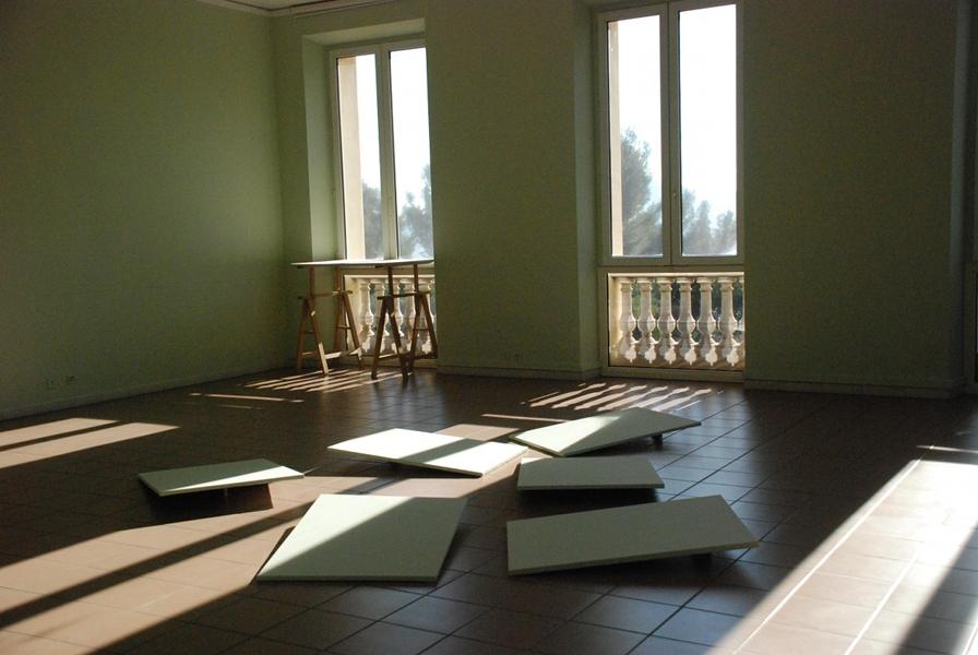 Le Musée éphémère : Claude Rutault