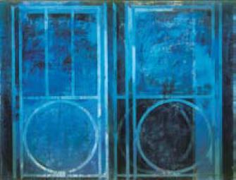 Louis Cane, artiste peintre : Se vuoi vedere 1979