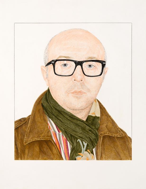 Anthony Vérot : Anthony Vérot, Autoportrait