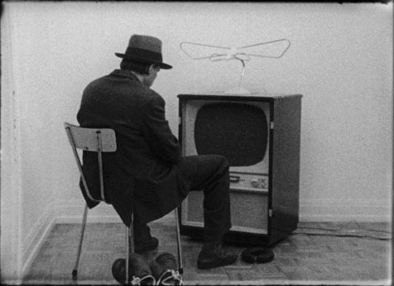 Vidéo Vintage : Gerry Schum, Identifications, (Sans titre « Filz-TV » de Joseph Beuys), 1970, Coll Mnam/Cci, Centre Pompidou