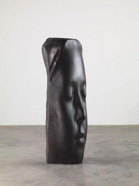 Jaume Plensa, Kiki Smith, Barthélémy Toguo – Trio : Jaume Plensa Sanna's Dream, 2014 Bronze ed. 1/5 204 x 79 x 72 cm # W18208 © Galerie Lelong & Artist