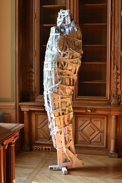 De la peinture, dans tous les sens... et à tous les étages ! : Edouard Prulhiere. Zacbal.