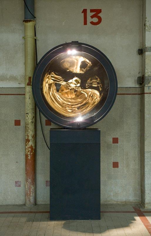 Ici Nice dans la Kunstellation : Edmond Vernassa, Reflet, 2006, (c) Ville de Nice/Muriel Anssens, 2011
