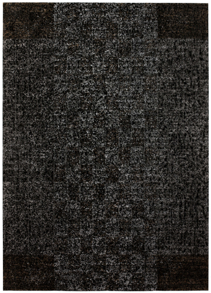 Jacques Clauzel. Donation : Jacques Clauzel 2013, acrylique sur papier kraft, 220 cm x 158 cm