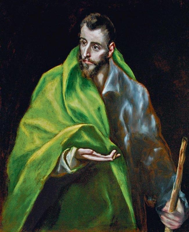 El Greco. Domenikos Theotokopoulos 1900 :