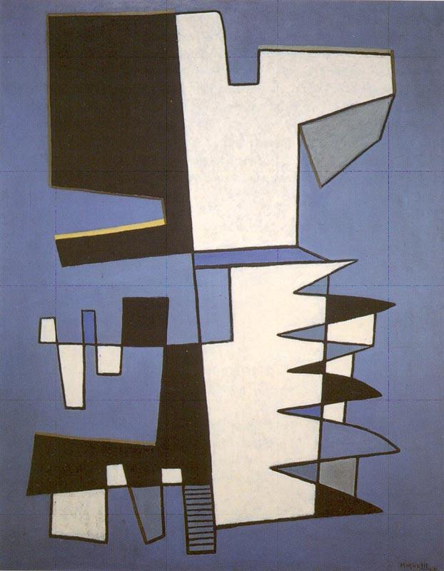 Fernand Graindorge (1903 - 1985), collectionneur et mécène : © SABAM 2009