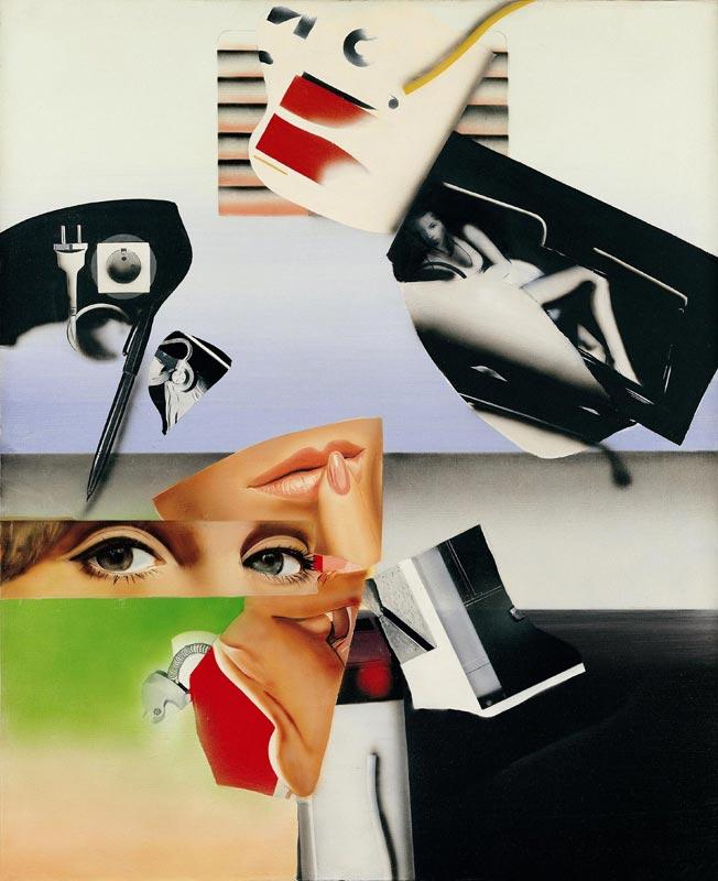 Peter Klasen: rétrospective 1959-2009 :